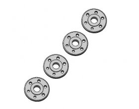 3RACING Machined POM 6 Hole Damper Pistons (1.1 x 6) - 3RAC-DP10