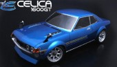 ABC Hobby 66301 - 10M Toyota Celica 1600GT with Light Bucket