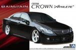 Aoshima 05310 - 1/24 Aimgain GRS204 Crown Athlete '08 (Toyota) The Tuned Car No.18