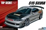Aoshima 05355 - 1/24 Top Secret S15 Silvia 1999 Nissan The Tuned Car No.24