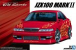Aoshima 05357 - 1/24 BN Sports JZX100 Mark III Tourer V 1998 Toyota The Tuned Car No.26
