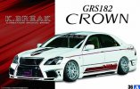 Aoshima 05424 - 1/24 K.BREAK Hyper Zero Custom GRS182 Crown '03 The Tuned Car No.36