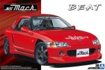 Aoshima 05435 - 1/24 RS Mach PP1 Beat '91 (Honda) The Tuned Car No.38