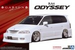 Aoshima 05575 - 1/24 Garson Geraid RA6 Odyssey '01 (Honda) The Tuned Car No.53