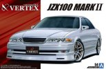 Aoshima 05576 - 1/24 Vertex JZX100 Markii Tourerv 98 (Toyota) The Tuned Car No.54