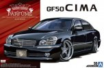 Aoshima 05577 - 1/24 Mode Parfume GF50 Cima 2001 (Nissan) The Tuned Car No.55