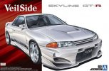 Aoshima 05709 - 1/24 Veilside Combat Model BNR32 Nissan Skyline GT-R 90 The Tuned Car No.60