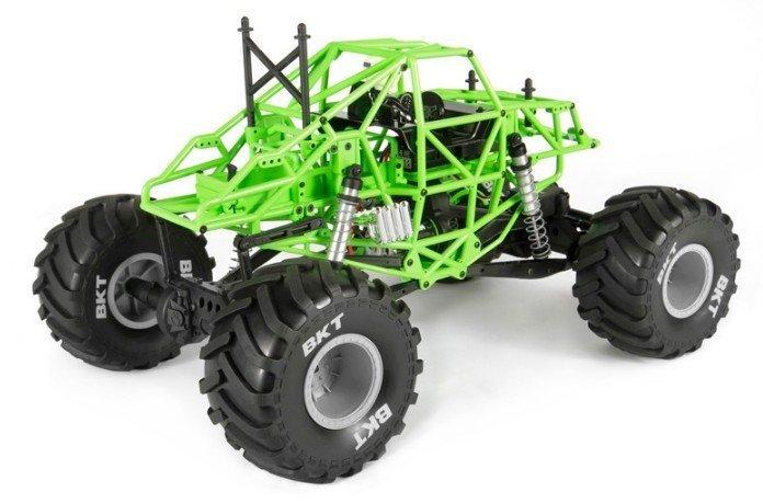 Axial AX90055 - SMT10 Grave Digger Monster Jam Truck ...