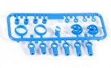 Axial Racing AX31300 - 10mm Shock Parts Tree 2 (Blue) for Wraith, AX10, 1/10 Yeti and RR10 shocks