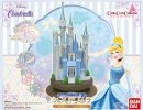Bandai 208092 - Cinderella Castle Craft Collection Disney Castle Craft Collection