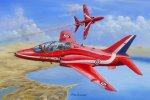Hobby Boss 81738 - 1/48 RAF Red Arrows Hawk T MK.1/1A