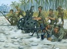 Italeri 6164 - 1/72 Japanese M92 Light Howitzer And At Team