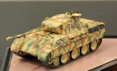 Tamiya #35345 - 1/35 German Medium Tank Panther Ausf.D