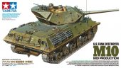 Tamiya #35350 - 1/35 U.S. Tank Destroyer M10 (Mid Production)