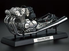 Tamiya #16024 - 1/6 Honda CB750F Motorcycle Engine