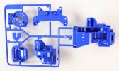 Tamiya #0009610 - B Parts (Blue) for TA02T Desert Fielder/Ford F-150 1995 Baja Version 58537/58495