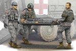 Trumpeter 00430 - 1/35 Modern US Army Stretcher Ambulance